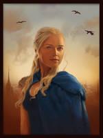Daenerys Stormborn by Yaztory