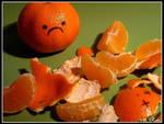 suicide orange.
