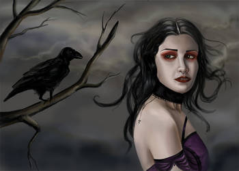 Raven's speak by aud
