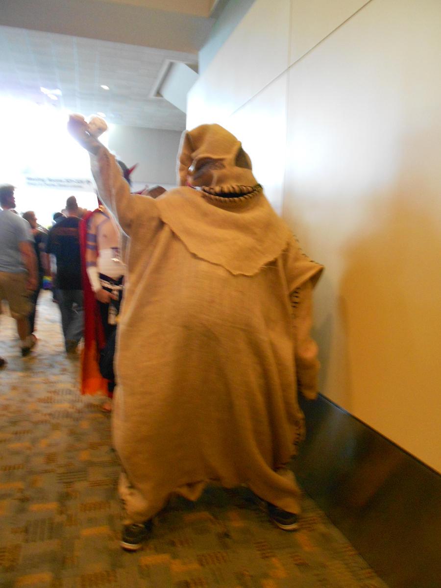 Otakon 2012 - Boogeyman [Nightmare Before Xmas] by Angel1224 on ...
