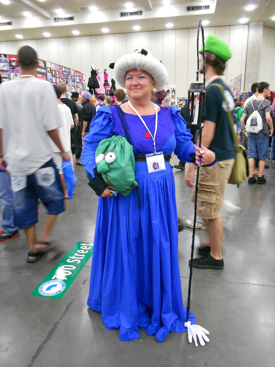 otakon 2012 yubaba spirited away by angel1224 on