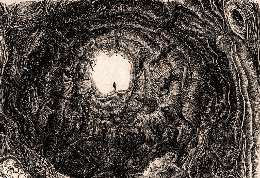 Resultado de imagem para alegoria da caverna