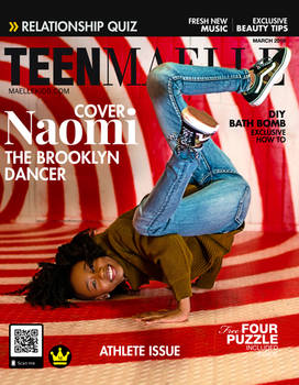 Teen Maelle Sports Cover