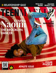 Teen Maelle Sports Cover by renaldocreative