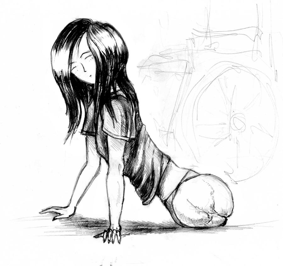 DHD Girl By Hielga On DeviantArt