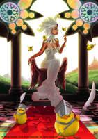 Queen of birds by MarekDolata