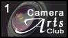 CameraArtsClub Stamp - Black by CameraArtsClub