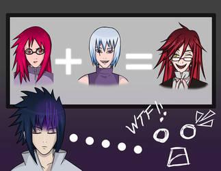 Sasuke Knows by Himu-Chan