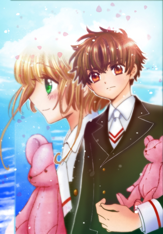 CCS page colored by Himu-Chan