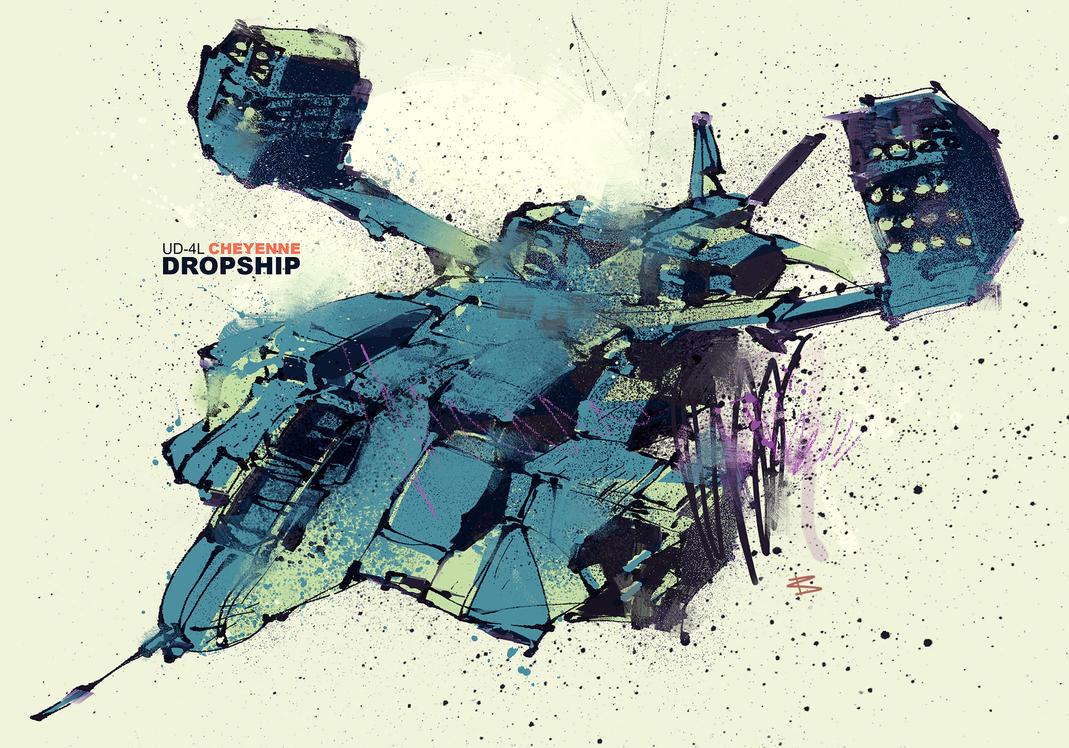 dropship rmx by bbalazsdev