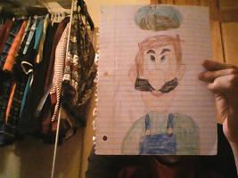 Super Luigi Odyssey by TheLuigiLord