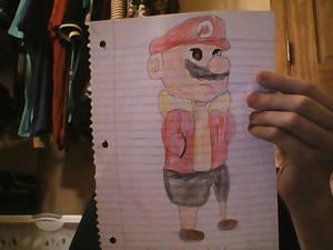Mario and Sans Fusion