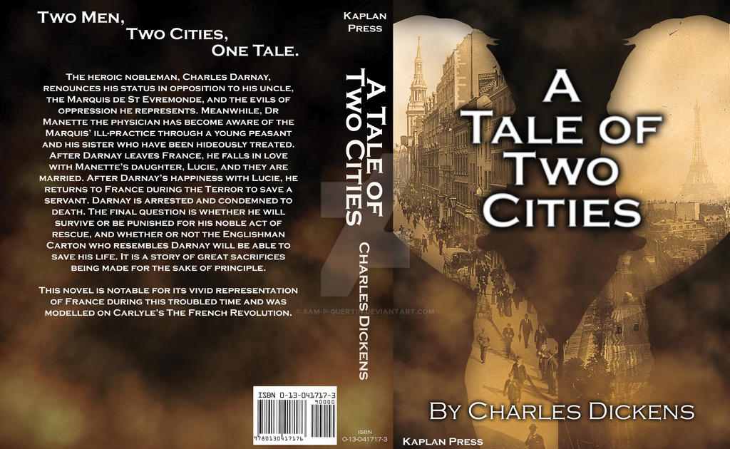 essay questions about a tale of two cities With its famous opening line it was the best of times, it was the worst of times, a tale of two cities was plainly intended by dickens as a study in dramatic contrasts clear-cut polarities.