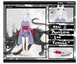 Noragami: Phantom- Akki by k-uroopuchi