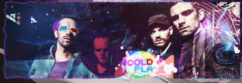 Coldplay - live your life in colours