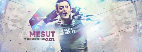 Mesut Ozil by YuppoGFX