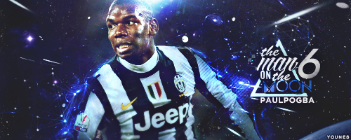 Barcelona & Juventus The_man_on_the_moon___paul_pogba_by_yuppogfx-d5yg1uo