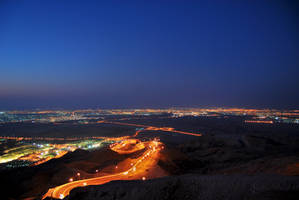 Beautiful Al Ain by sachin0487