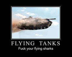 Flying Tanks. Fuck yea