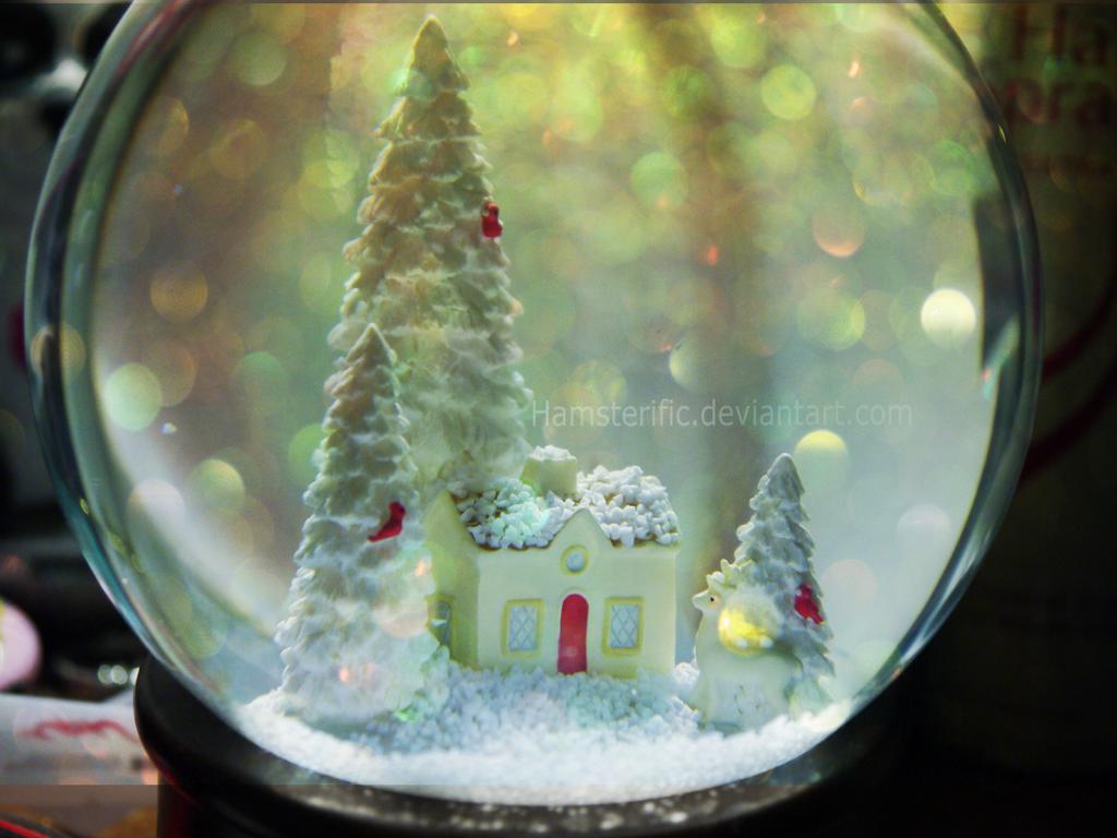 Christmas Magic by Hamsterific