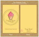 My new business cards by Tonya-TJPhotography