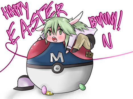 Happy really early Easter