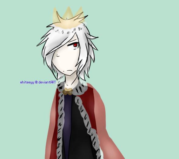 The dork prince - OCs by Whiteeyy
