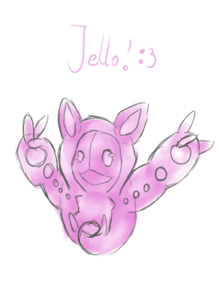 Jello - Pokemon by princess-altaria