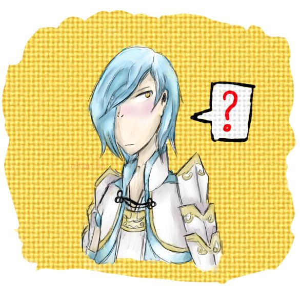Shigure - Fire Emblem by florek-kun
