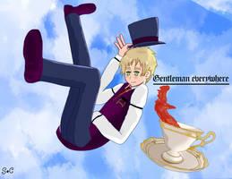 Gentleman by Shiro-chappy