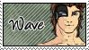 stamp : Wave