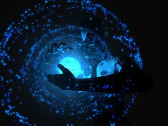 Energy Chanrge by DarkGeometryArt