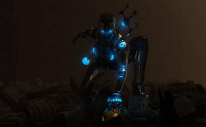 Centurion by DarkGeometryArt