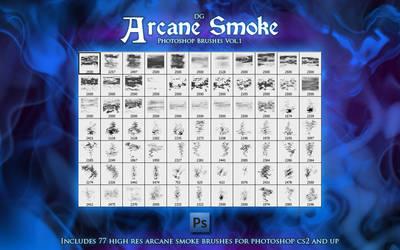 Arcane Smoke