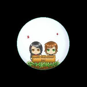 happy friendship day^^ by eien34