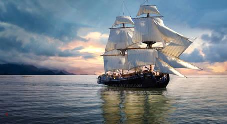 Ship comission 66$ v1