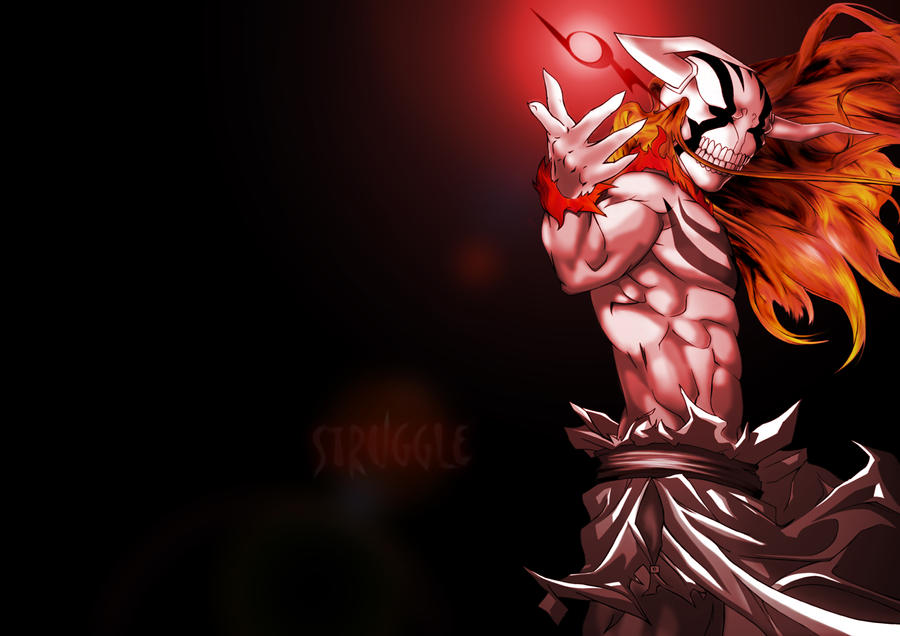 ichigo vasto lorde wallpaper