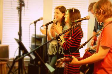 Worship Through Music by Emillemily