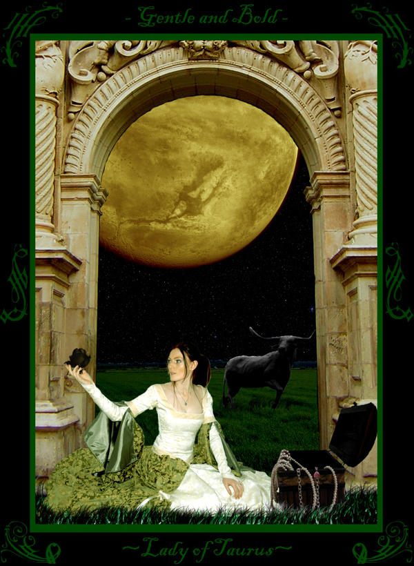 Lady of Taurus by vision-of-shadows