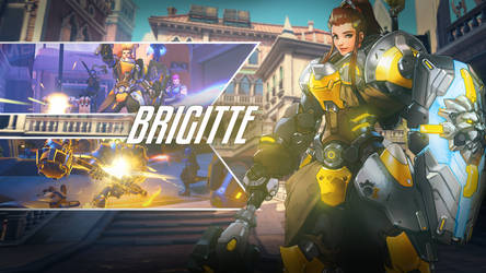 Brigitte-Wallpaper-2560x1440 by PT-Desu