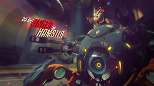 Overwatch - Hamsters, Roll Out by PT-Desu