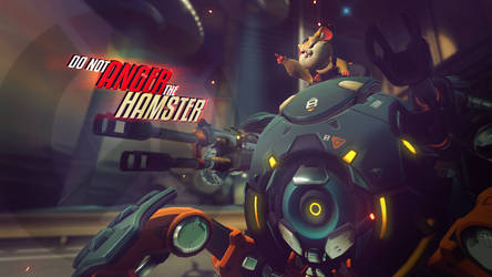 Overwatch - Hamsters, Roll Out