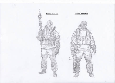 Operatives of the GRU Russian Federation