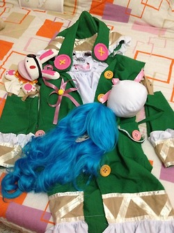 ....Yoshino....at ToyConPH by Babydoll-0021