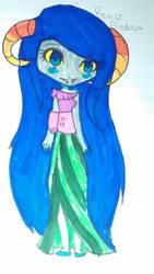(gift) Reince Medusa by PiegirlTheCannibal