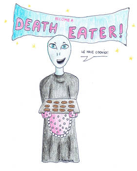 Voldemort the Cookie Lord