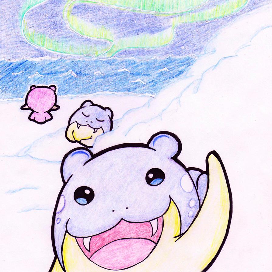 Pokemon Day Hoenn Pokedex Project - Spheal by snowymari
