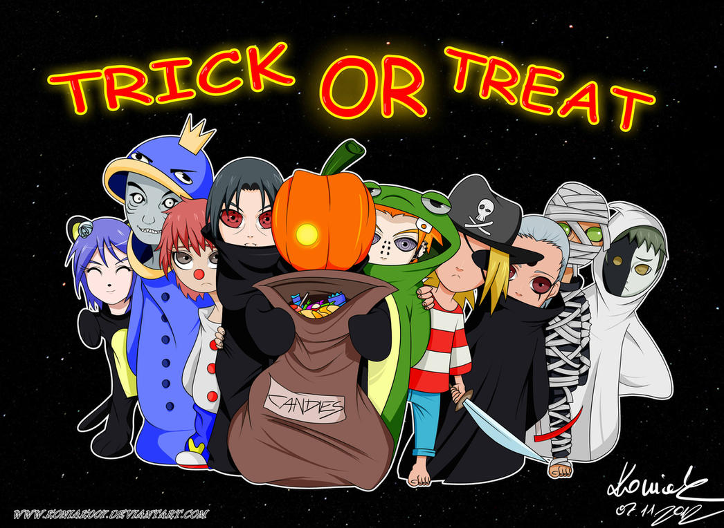Trick or Treat by Koniak007