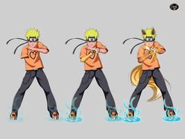 COMM: Battle Naruto