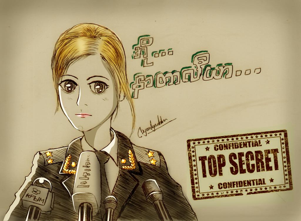 Oh Natalia (Natalia Poklonskaya) by jackielynn77